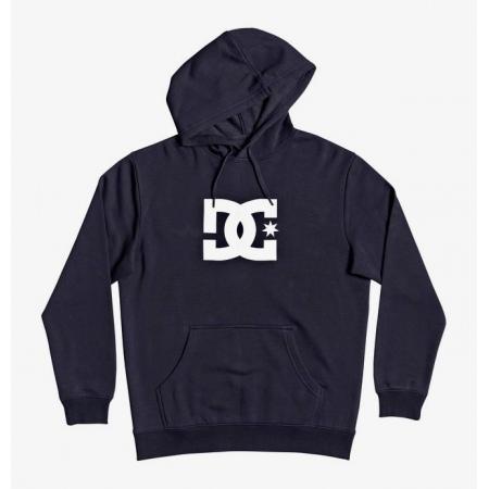 Majica DC STAR Hoodie - Btl0 Black Irish