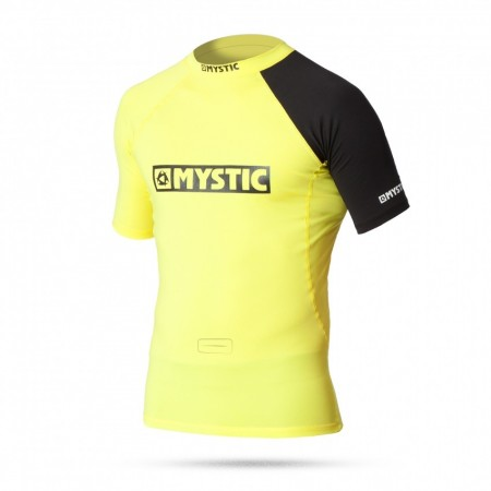 Lycra Mystic Event SS - Yellow