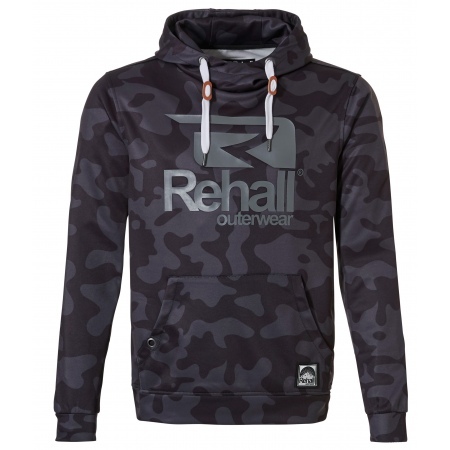 Majica Rehall EDDY-R - 1001 Camo Black