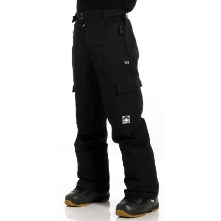 Hlače Rehall EDGE-R - 1000 Black