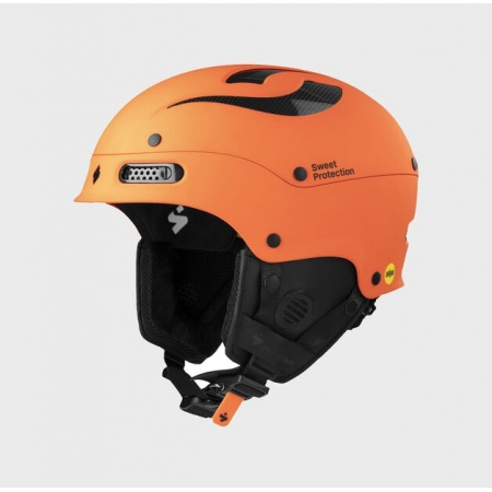 Čelada Sweet Protection TROOPER II MIPS - Mfore Matte Flame Orange