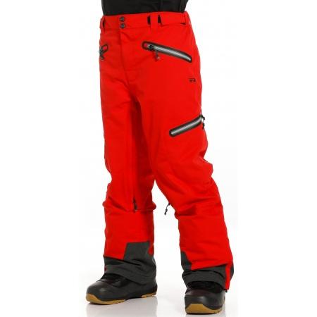 Hlače Rehall ZANE-R - 5001 Flame Red