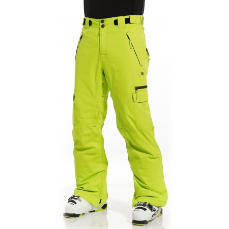 Hlače Rehall RIDE-R - 4003 Lime Green