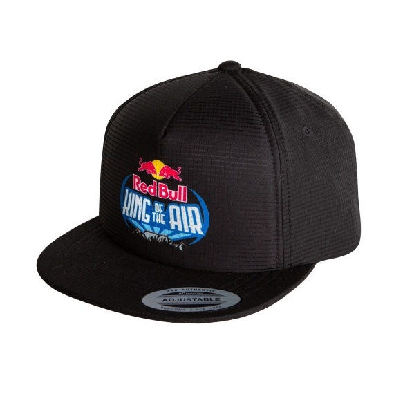 Kapa Mystic RED BULL Quickdry - 900 Black