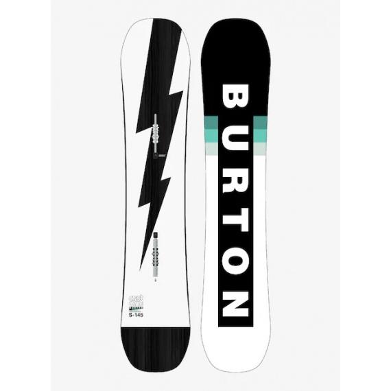 Snowboard Burton KID CUSTOM SMALLS - 17 17