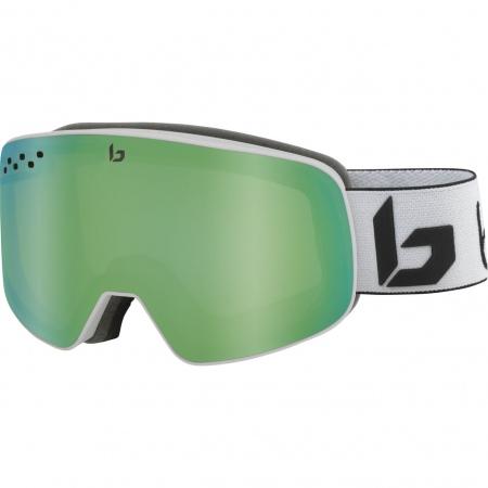 Očala Bolle NEVADA - 0 White Corp Matte-Green Emerald