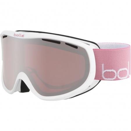 Očala Bolle SIERRA - 0 Shiny White-Pink Vermillon Gun