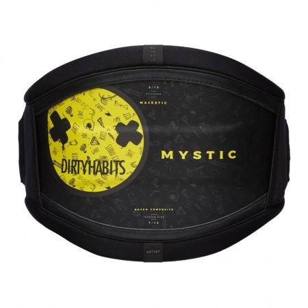 Mystic Trapez MAJESTIC Dirty Habits 2021- 952 Black-Yellow