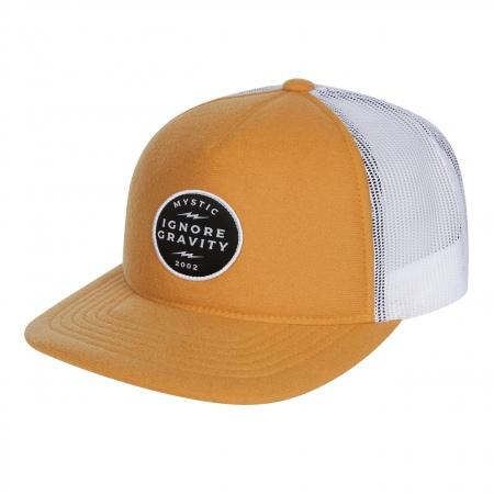 Mystic GRAVITY Cap - 775 Mustard