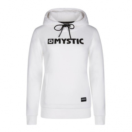 Majica Mystic BRAND HOODIE Women - 100 White