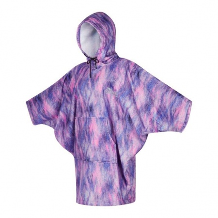 Mystic PONCHO Women - 985 Black-Purple