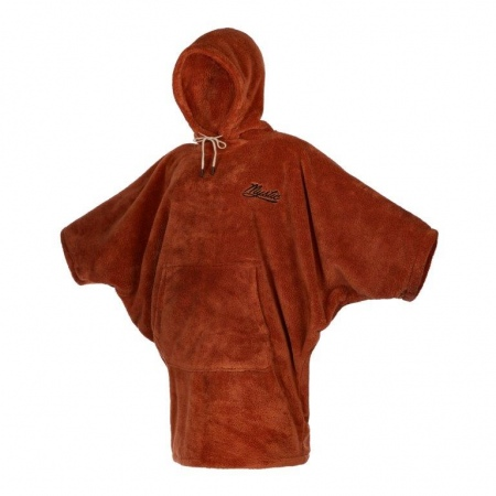 Mystic PONCHO Teddy Women - 318 Rusty Red