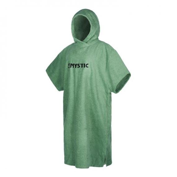 Mystic PONCHO Regular - 626 Sea Salt Green