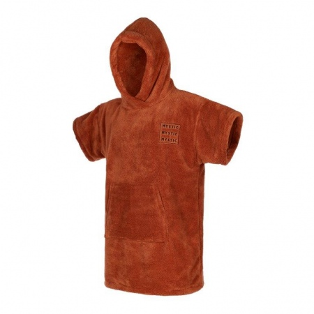 Mystic PONCHO Junior Teddy - 318 Rusty Red