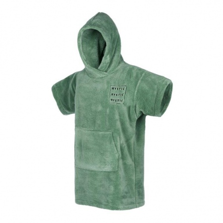Mystic PONCHO Junior Teddy - 626 Sea Salt Green