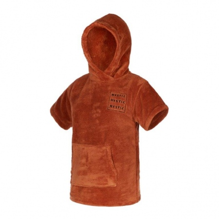 Mystic PONCHO Kids Teddy - 318 Rusty Red