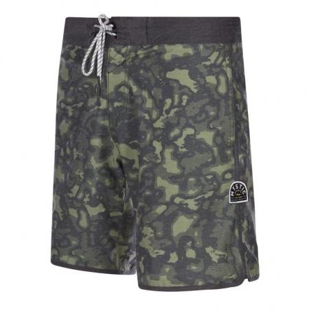 Hlače Mystic THE OUTSIDER Boardshords 20'' - 620 Camouflage