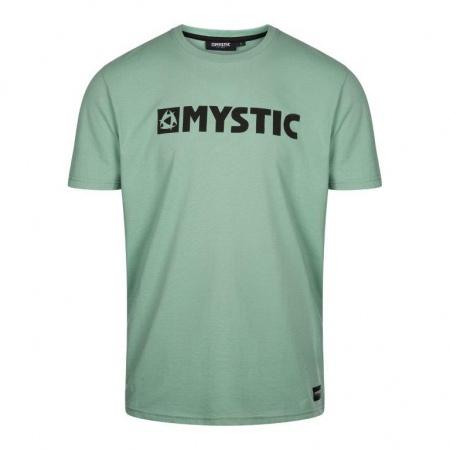 Majica Mystic BRAND SS - 626 Seasalt Green
