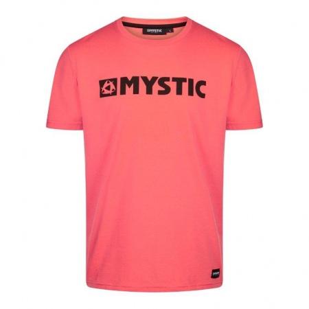 Majica Mystic BRAND SS - 370 Coral
