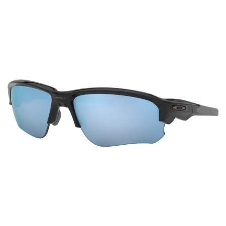 Očala Oakley FLAK DRAFT - 9364-0667 Polished Black-Prizm Deep H2O Polarized