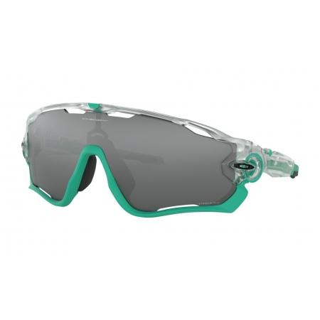 Očala Oakley JAWBREAKER - 9290-3831 Matte Clear-Prizm Black