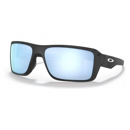 Očala Oakley DOUBLE EDGE - 9380-2766 Matte Black Camo-Prizm Deep Water Polarized
