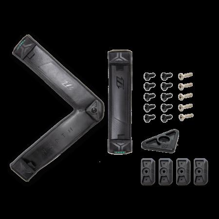 North FREE-V FOIL Strap set - 900 Black
