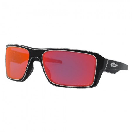 Očala Oakley DOUBLE EDGE - 9380-2566 Raceworn White-Torch Iridium Polarized