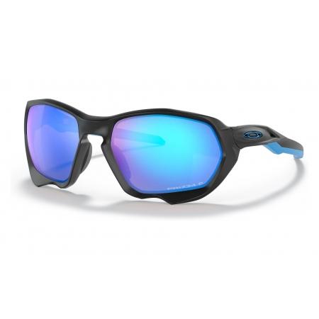 Očala Oakley PLAZMA - 9019-0859 Matte Black-Prizm Sapphire Polarized