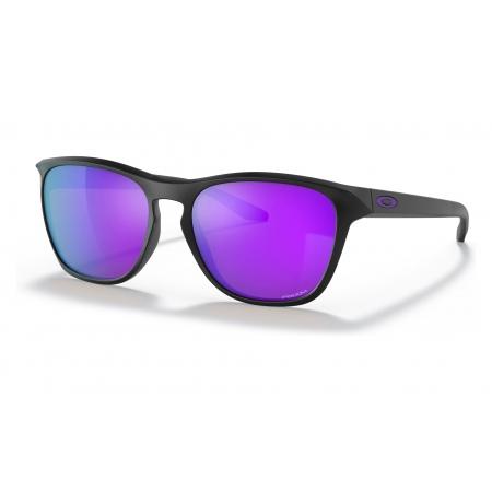 Očala Oakley MANORBURN - 9479-0356 Matte Black-Prizm Violet