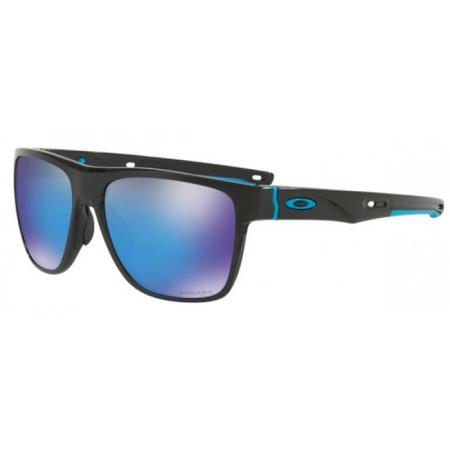 Očala Oakley CROSSRANGE - 9361-1357 Polished Black-Prizm Sapphire
