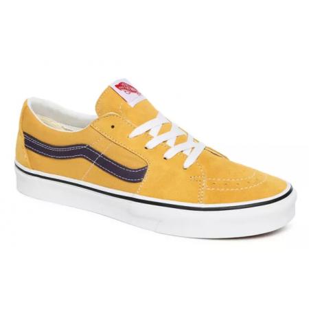 Čevlji Vans SK8-Low - 0 Honey Gold-Purple Velvet