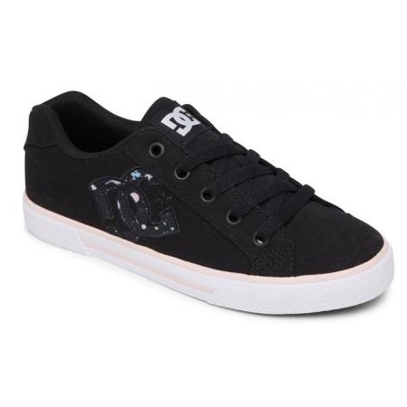 Čevlji DC W CHELSEA - Bs5 Black-Splatter