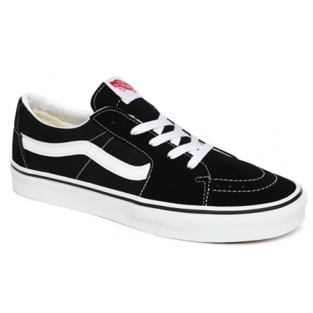 Čevlji Vans SK8-Low - 0 Black-True White