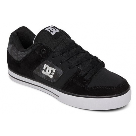 Čevlji DC PURE - Blg Black-Grey
