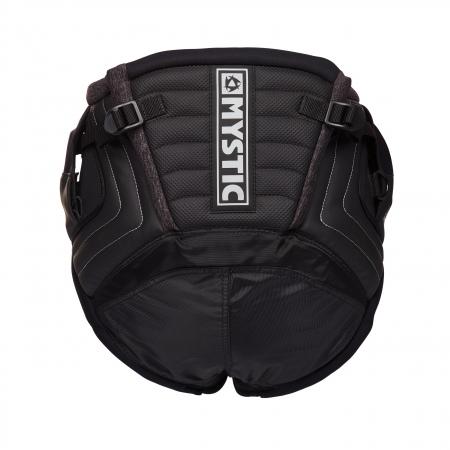 Mystic Trapez DRIVER Seat - 900 Black