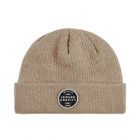 Mystic THE ZONE Beanie - 705 Sand
