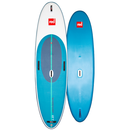 """SUP Red Paddle Co RIDE 10'7"""" Windsurf MSL 2021"""