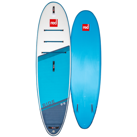 """SUP Red Paddle Co RIDE 9'8"""" MSL 2021"""