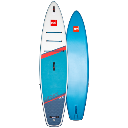 """SUP Red Paddle Co SPORT 11'0"""" MSL 2021"""