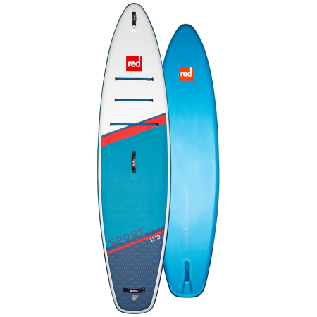 """SUP Red Paddle Co SPORT 11'3"""" MSL 2021"""