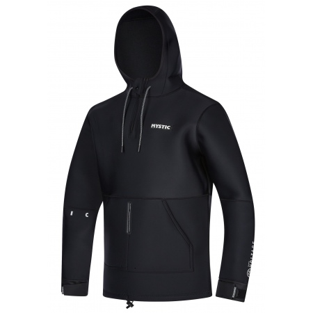 Mystic Jakna VOLTAGE Sweat 4mm - 900 Black