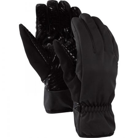 Rokavice Burton SOFTSHELL - 0 Black