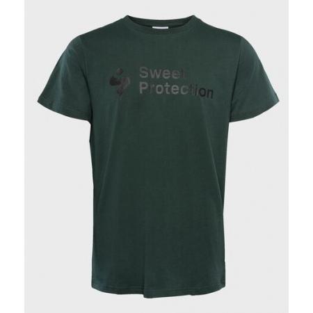 Majica Sweet Protection CHASER LOGO - Fogrn FOGRN Forest Green