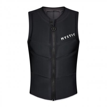 Mystic Jopič STAR Impact Vest Kite Front zip - 900 Black