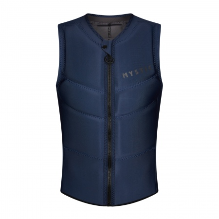 Mystic Jopič STAR Impact Vest Kite Front zip - 449 Night Blue