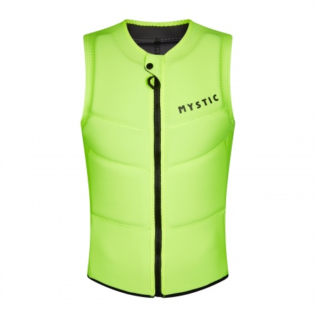 Mystic Jopič STAR Impact Vest Kite Front zip - 260 Flash Yellow