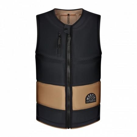 Mystic Jopič STONE Wake Impact Vest Frontzip - 900 Black