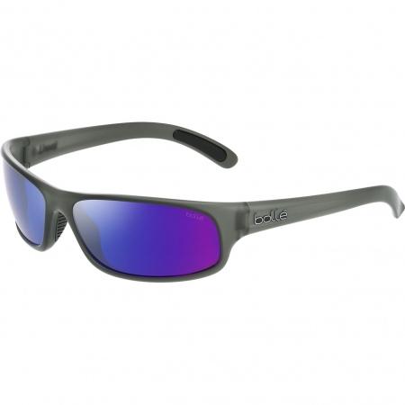 Očala Bolle ANACONDA - Grey Crystal Matte-Brown Blue