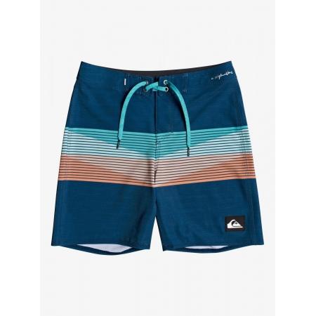Quiksilver HIGHLINE SEASONS Boardshorts Junior - Majolica Blue